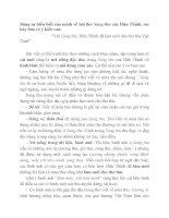 Bằng sự hiểu biết của mình về bài thơ Sang thu của Hữu Thỉnh em hãy làm rõ ý kiến sau Với Sang thu Hữu Thỉnh đã làm mới cho thơ thu Việt Nam