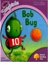 sách tranh thiếu nhi tiếng anh giúp trẻ phát triển trí tuệ bobbug