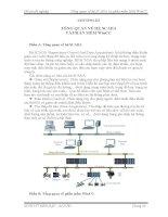 đồ án tốt nghiệp: Thiết kế hệ thống PLC S7 300 dùng WinCC và SCADA ở nhà máy DRC đà nẵng chuong3 SCADA va WINCC