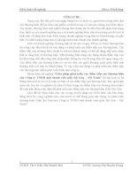 Giải pháp phát triển các điểm tiếp xúc thương hiệu của Công ty TNHH một thành viên giấy Sài Gòn – Mỹ Xuân