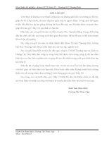 ĐỊNH HƯỚNG PHÁT TRIỂN HỆ THỐNG THÔNG TIN QUẢN LÝ NHÂN SỰ TẠI CÔNG TY TNHH THƯƠNG MẠI VÀ DỊCH VỤ HOÀNG HÀ