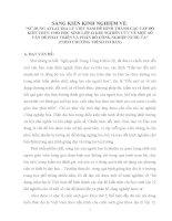 SỬ DỤNG ATLAT ĐỊA LÝ VIỆT NAM ĐỂ HÌNH THÀNH CÁC CẤP ĐỘ KIẾN THỨC CHO HỌC SINH LỚP 12 KHI NGHIÊN CỨU VỀ MỘT SỐ VẤN ĐỀ PHÁT TRIỂN VÀ PHÂN BỐ CÔNG NGHIỆP NƯỚC TA