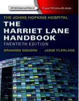 The harriet lane handbook a manual for peadiatric house officers 20th, 2015