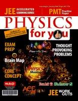 tạp chí physics for you tháng 1 năm 2016