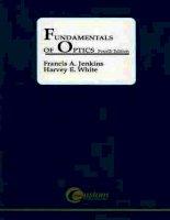 tài liệu vật lý của tác giả  francis a jenkins và harvey e white fundamentals of optics fourth edition     mcgraw hill scienceengineeringmath