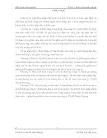 Hoàn thiện cơ cấu tổ chức của công ty trách nhiệm hữu hạn Thanh Phương