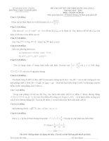 Đề thi thử môn toán của trường THPT Ngô Sĩ Liêm - Bắc Giang lần 2 năm 2016
