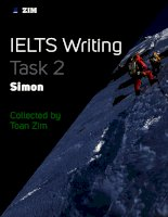 Tổng hợp các bài viết task 2 của thầy Simon ( Ielst writing)