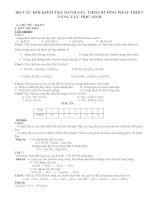 BỘ câu hỏi và bài tập THEO ĐỊNH HƯỚNG PHÁT TRIỂN NĂNG lực của HS môn hóa học chủ đề bazơ và muối