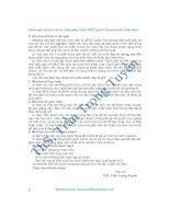 Tuyển tập câu hỏi cốt lõi chinh phục kì thi THPT quốc gia môn Hóa