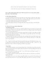 ĐỀ CƯƠNG ÔN TẬP MÔN PHÁP LUẬT ĐẠI CƯƠNG CÂU HỎI TỰ LUẬN VÀ TRẮC NGHIỆM CÓ ĐÁP ÁN