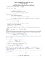 phân loại và phương pháp giải bài tập vật lí lớp 11
