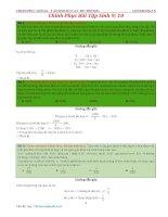 2  chinh phục điểm 9; 10   sinh học