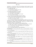 """""""PHÂN TÍCH TÌNH HÌNH CHO VAY NGẮN HẠN ĐỐI VỚI DOANH NGHIỆP NGOÀI QUỐC DOANH TẠI NGÂN HÀNG VIETCAPITAL BANK CHI NHÁNH ĐÀ NẴNG QUA 3 NĂM 2010 2012"""""""