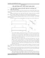 Công trình nhân tạo: Cầu bê tông cốt thép
