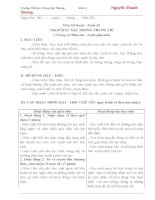 Giáo án mỹ thuật đan mạch lớp 4 cả năm  file word