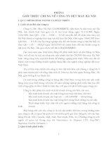 Báo cáo thực tập tại Công ty Dệt May Hà Nội (HANOSIMEX)