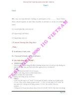 TỔNG hợp bài TEST TOEIC 990 (tham khảo) đáp án CHI TIẾT  TOEIC IIG VIETNAM