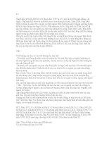 Bài tập môn Pháp luật đại cương