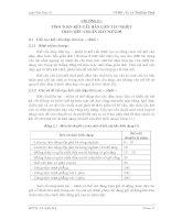 Tổng quan cầu sử dụng bản liên tục   nhiệt trên thế giới và ở việt nam   chương 2   tính toán kết cấu bản liên tục nhiệt theo tiêu chuẩn 22TCN272 05  luận văn thạc sỹ