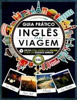 Guia de inglês para viagens