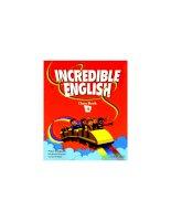 Incredible english class book 4