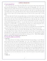 SKKN MÔN TIẾNG VIỆT CHO HỌC SINH LỚP 2