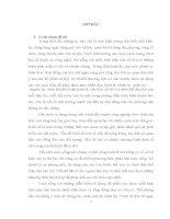 """khóa luận Khai thác và lựa chọn đề tài cho các bản tin chuyên sâu về lĩnh vực kinh tế trên sóng Đài truyền hình Việt Nam"""".( Khảo sát """"Bản tin tài chính"""" và  """"Bản tin Việt Nam và các chỉ số"""" từ tháng 2 đến tháng 5 năm 2010)"""