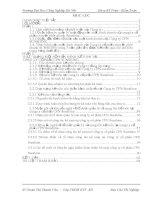 Báo cáo tốt nghiệp: Thực trạng một số phần hành kế toán tại Công ty cổ phần CPN SUNSHINE