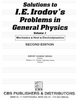 ebooksclub org  solutions to i  e  irodov  039 s problems in general physics
