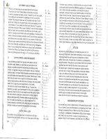 Ebook Tài liệu ôn thi Đại học môn Tiếng Anh- Phần 2