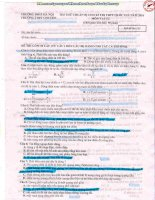 đề thi thử lần 3 2016 trường chuyên ĐHSP hà nội