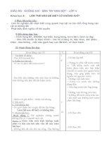 bài giảng khoa học lớp 4 theo phương pháp bàn tay nặn bột bài KHÔNG KHÍ   BTNB