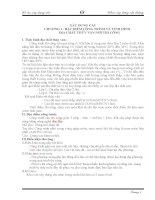 Đồ Án Thiết Kế Thi Công Cầu Gồm 5 Nhịp Dùng Cọc Khoan Nhồi (Kèm Bản Vẽ Cad)