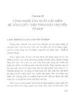 Giáo trình công nghệ bê tông xi măng (tập 2) (tái bản)  phần 2
