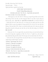 Giới thiệu cuốn sách Chu Văn An – Người thầy của muôn đời