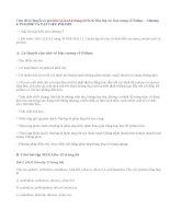 Giải bài 1,2,3,4,5,6 trang 64 SGK Hóa 12: Đại cương về Polime