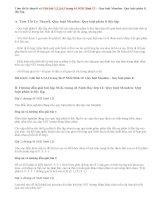 Giải bài 1,2,3,4,5 trang 41 SGK Sinh 12: Quy luật Menđen: Quy luật phân li độc lập