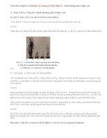 Giải bài 1,2,3 trang 27 SGK Sinh 11: Dinh dưỡng nitơ ở thực vật