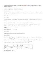 Giải bài 1,2,3,4 trang 38,39 SGK Đại số lớp 10: Hàm số