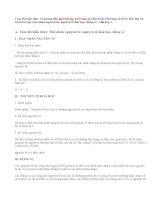 Bài 1,2,3,4,5,6,7,8 trang 13,14 hóa 10: Hạt nhân nguyên tử, nguyên tố hoá học, đồng vị