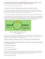 Giải bài 1,2,3,4 trang 56 SGK Sinh 10: Khái quát về năng lượng và chuyển hóa vật chất
