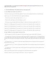 Giải bài 1,2,3,4,5,6 trang 27,28 SGK hóa 10: Cấu hình electron của nguyên tử