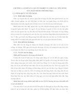 THỰC TRẠNG HOẠT ĐỘNG CHO VAY TIÊU DÙNG TẠI NGÂN HÀNG TMCP Á CHÂU – PGD TRẦN KHẮC CHÂN