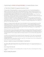 Giải bài 1,2,3 trang 18 SGK Sinh 10: Các nguyên tố hóa học và nước