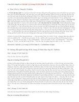Giải bài 1,2,3 trang 25 SGK Sinh 10 : Prôtêin