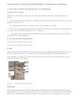 Giải bài 1,2,3 trang 9 SGK Sinh 11 : Sự hấp thụ nước và muối khoáng