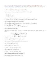 Giải bài 1,2,3,4,5,6,7,8,9,10, 11,12,13,14,15 trang 50,51 SGK Đại số 10: Ôn tập chương 2