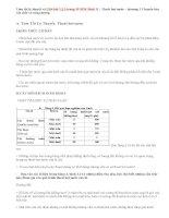 Giải bài 1,2,3,4 trang 19 SGK Sinh 11: Thoát hơi nước