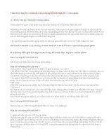 Giải bài 1,2,3,4 trang 80 SGK Sinh 10 : Giảm phân